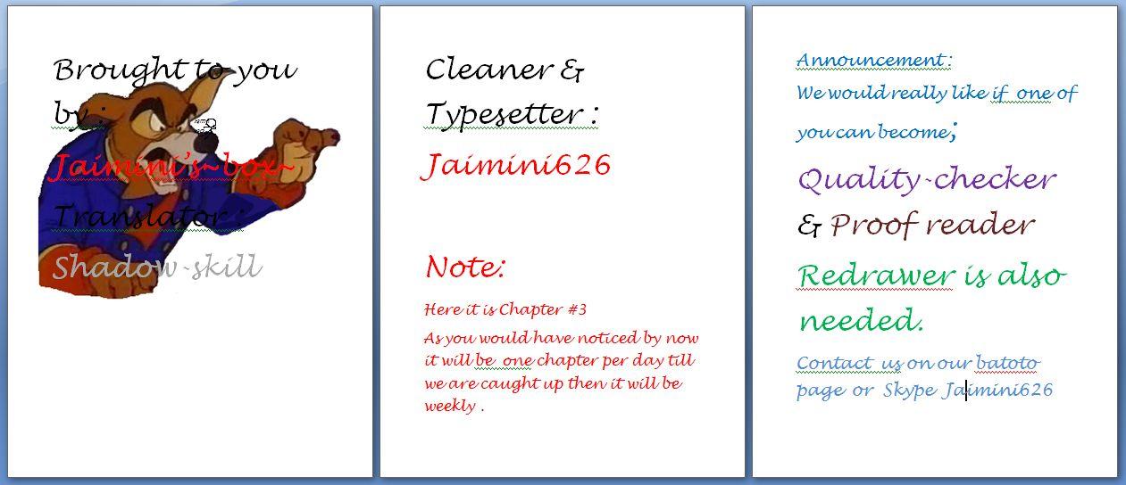 Black Clover Chapter 3 Read Online Image 1